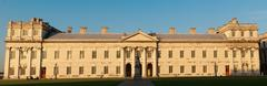 The national maritime museum in greenwich Stock Photos