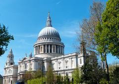 Basilica Sacre Coeur in London Stock Photos
