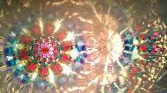 Kaleidoscope - 1 - stock footage