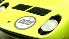 Lamborghini Miura Stock Footage
