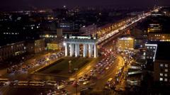 Saint-Petersburg - stock footage