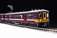 Lelu juna ja rautatie Kuvituskuvat