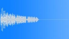 Door Knocking - Synthesized - sound effect