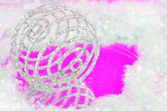 Sparkle swirl Stock Photos