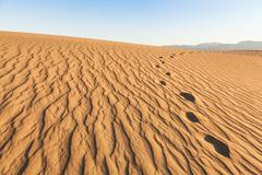 death valley desert - stock photo