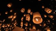 Stock Video Footage of Lantern Traditional Festival