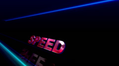 Speed, Time, Success Stock Footage