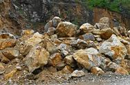 Stock Photo of quarry