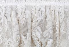 White lace Stock Photos