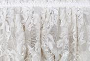 Stock Photo of white lace