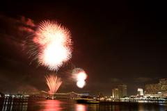 Fourth of July - New Orleans Stock Photos