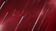 Stock Video Footage of Breaking News Style Lens Flares Abstract Moving Red Background
