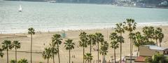 Santa Monica during the Day - stock photo