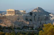 Stock Photo of acropolis, famous landmark in athens,greece, balkans,europe