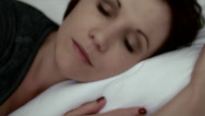 Stock Video Footage of Finally Asleep