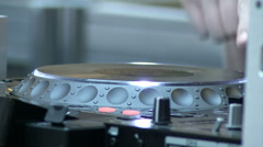 Disc jockey DJ Stock Footage