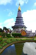 Doi inthanon,thailand Stock Photos