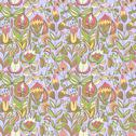 Stock Illustration of cute colorful floral seamless pattern