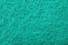 Stock Photo of green abrasive sponge texture background