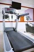 Treadmill Stock Photos
