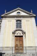 Church lapa, lisbon, portugal Stock Photos