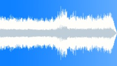 Canary Wharf plaza, city square hubub - sound effect