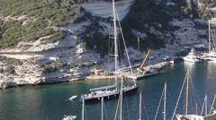 Corsica Stock Footage