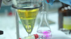 Research lab Stock Footage
