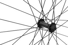 Bicycle spoke detail Stock Photos