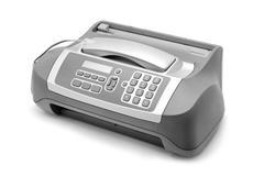 Fax machine Stock Photos