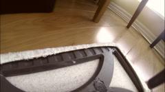 Sweep Mop POV 1 2k Stock Footage