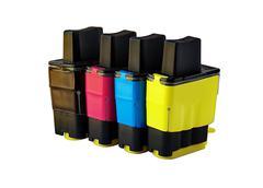 Inkjet cartridges - stock photo