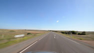Stock Video Footage of Driving Melbourne to Adelaide