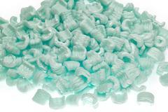 Polystyrene foam Stock Photos
