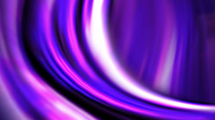 Purple Curves of Light, Motion Background Stock Footage