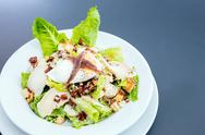 Stock Photo of ceasar salad