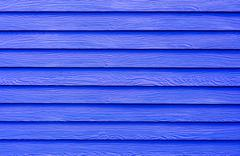 Blue synthetic wood texture for background Stock Photos