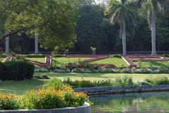 National Zoological Park Delhi Stock Photos