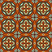 Stock Illustration of vector seamless geometric pattern