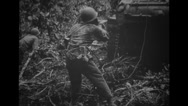 Us Combat Training 29 Stock Footage