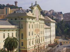 Stock Photo of albergo dei poveri genoa italy