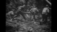 Us Combat Training 17 Stock Footage