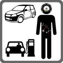 Stock Illustration of vector man icon