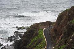 Coast of Tenerife - stock photo