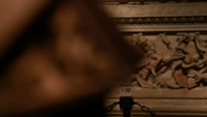 Stock Video Footage of Alexander Sarcophagus-Istanbul Archaeology Museums