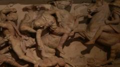 Alexander Sarcophagus - stock footage