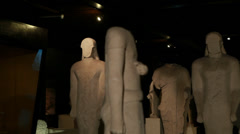 Istanbul Archaeology Museums - stock footage