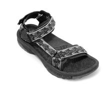 Hiking sandal Stock Photos