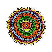 Stock Illustration of circle decoration