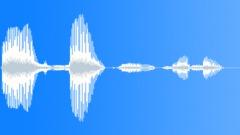 Stinky nasal male voice - sound effect